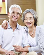 Content pensioners